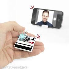 SELFIE Me by SENAPE-Bluetooth Remote SELFIE FOTO SCATTO gadget portachiavi