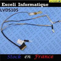 LCD LED ECRAN VIDEO SCREEN CABLE NAPPE DISPLAY P/N: DDY17BLC010