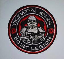 Star Wars 501 Legion Aufbügler Aufnäher Abzeichen Bügelbild Patch Cap