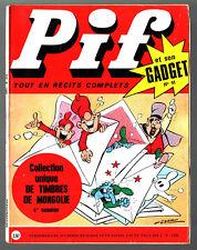 -°- PIF GADGET n°91 -°- 11/1970 -°- LOUP NOIR / RAHAN