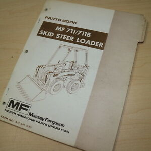 Ferguson Loader In Other Tractor Manuals Publications For Sale Ebay