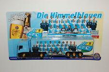 Werbetruck - Sattelzug Einsiedler - Chemnitzer FC - Nr. 3 - 1:87 - Spur H0 - 3