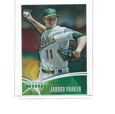 2014 TOPPS BASEBALL THE FUTURE IS NOW JARROD PARKER #FN-49