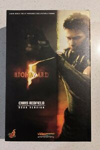 Chris Redfield Resident Evil 5 (BSAA version) Biohazard Hot Toys Figure