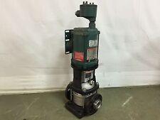 Grundfos Multistage Centrifugal Pump, 0.33 HP, 60Hz, CRN1S-2 A-FGJ-G-E-HQQE