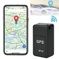 Gf07 Magnetic Gps Tracking Devices Real-time Car Truck Vehicle Locator Gsm Gprs