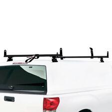 """J2000 Ladder roof rack w/ 60"""" bars for Pickup Topper & Cap Black RETURNED"""