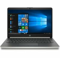 "HP 14"" FHD Intel i3-8130U 3.4GHz 128GB SSD 4GB RAM Webcam BT Windows 10"