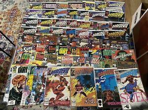 Collection 63 Comics Books: Authority, Daredevil, Green Lantern, Battle Chasers
