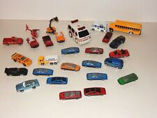 Unbranded Lot of 27 Loose Vehicles & Planes