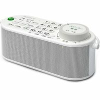 SONY SRS-LSR100 Integrated Portable TV Speaker Remote Control from Japan F/S NEW