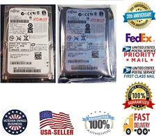 Fujitsu 80GB MHZ2080BJ FFS G2 CA07096-B32100DL SATA Hard Drive - 7200 RPM TESTED