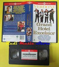 film VHS GRAND HOTEL EXCELSIOR 1982 carlo versone adriano celentano (F60*)no dvd