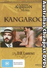 Kangaroo DVD NEW, FREE POSTAGE WITHIN AUSTRALIA REGION ALL