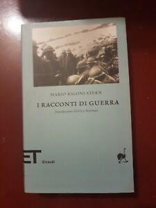 MARIO RIGONI STERN: I RACCONTI DI GUERRA
