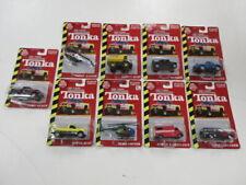 TONKA 9 DIFFERENT CAR LOT SEALED
