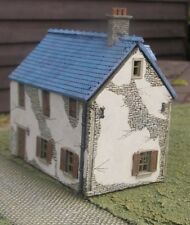 Early War 20mm (1/72) French Town House #2