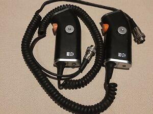 Pye Radio Handsets