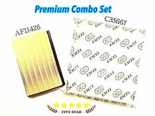 COMBO Air Filter & Cabin Air Filter For 2012 2013 2014 2015 2016 Toyota Prius C