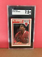 1989-90 Fleer Basketball Bill Cartwright #19 SGC 7.5 NM Graded Card