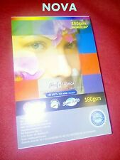 NOVA branded Glossy Photo Paper For Inkjet Printers A4 Size, 20 Sheets, 180gsm