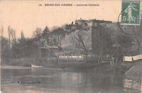 CPA 33 - BOURG-sur-GIRONDE - Ancienne Citadelle