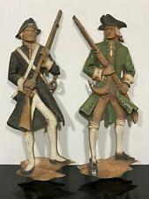 New ListingVtg Architectural Salvage Sexton Military Soldiers Army Men Metal Wall Plaques