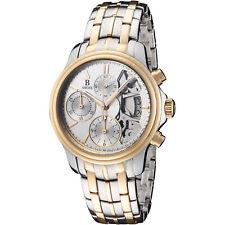B Swiss by Bucherer Men's Prestige Chrono 38mm Automatic Watch 00.50506.34.13.21