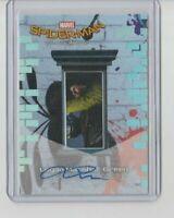 Spiderman Homecoming Autograph Trading Card Logan Marshall Green