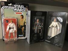 SDCC 2017 Hasbro Star Wars Luke/Rey Black Series & Luke 40th Anniversary Kenner