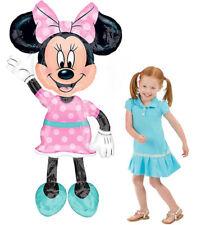 Minnie Mouse Party Supplies AIRWALKER 54 INCH Super Shape FOIL BALLOON