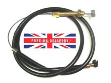 Royal Enfield 4 Speed 350Cc/500Cc Front Brake Cable 145298/B Genuine & New