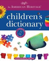 American Heritage Children's Dictionary, Hardcover by American Heritage Publi...