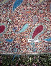100% Cashmere Pashmina Scarf shawl Tallit wrap 79x28 Paisley Tall Big 12 Choices