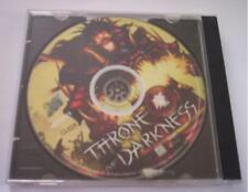THRONE OF DARKNESS gioco pc originale gdr game 2 cd