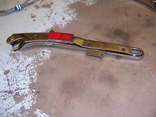 honda vt1100 shadow ACE left fender grab bar rail chrome vt1100c2 1995 1996 1997
