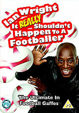 Ian Wright: It Really Shouldn't Happen To A Footballer [DVD],