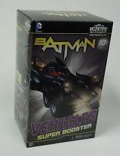 DC Comics Heroclix Batman 10th The Bug V007 Vehicle Complete Super Booster RARE