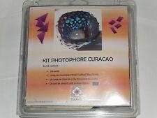 kit photophore curaçao (un verre,200g de mosaïque,colle