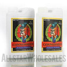 Advanced Nutrients Connoisseur pH Perfect A & B 1L 1 Liter Hydroponics Base