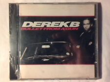 DEREK B Bullet from a gun cd WEST GERMANY SIGILLATO SEALED!!!