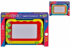 Kids Drawing Board Writing Sketch Pad Erasable Magnetic Doodle Toy Gifts New