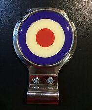 "Bar badge ""Mod target"" enhancement for Vespa, LML & Lambretta"