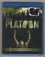 Platoon blu-ray Oliver Stone Tom Berenger Willem Dafoe Charlie Sheen Brand New