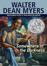 Somewhere in the Darkness by Walter Dean Myers (2008, Paperback) (G1)
