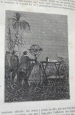 2 vol in 1 VERNE - 1871 MAGASIN D'EDUCATION XV-XVI illustrato racconti geografia