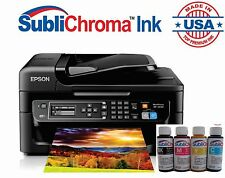 Epson Printer for Sublimate plus High Quality Inks and Supplies