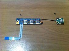 Sony Vaio VPCEA3S1E Power Button M960 Media Board SWX-345 1P-1106J03-8011 + Tape