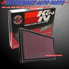 K&N 33-2426 OE HI-FLOW PANEL AIR INTAKE FILTER FOR 2009-2014 EQUUS GENESIS V8