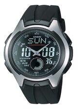 Casio AQ-160W-1B Wrist Watch for Men Digital Black Resin Wr